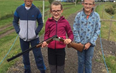 Kids Shooting Party Package at Lakeside