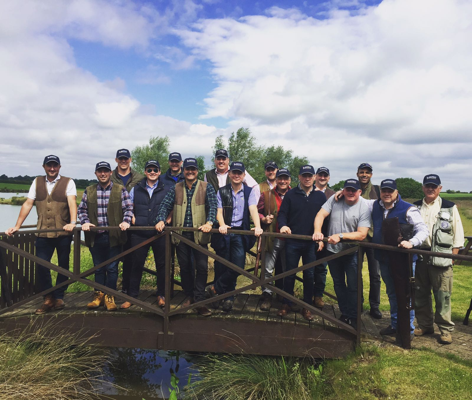 Celebrity Charity Day Group