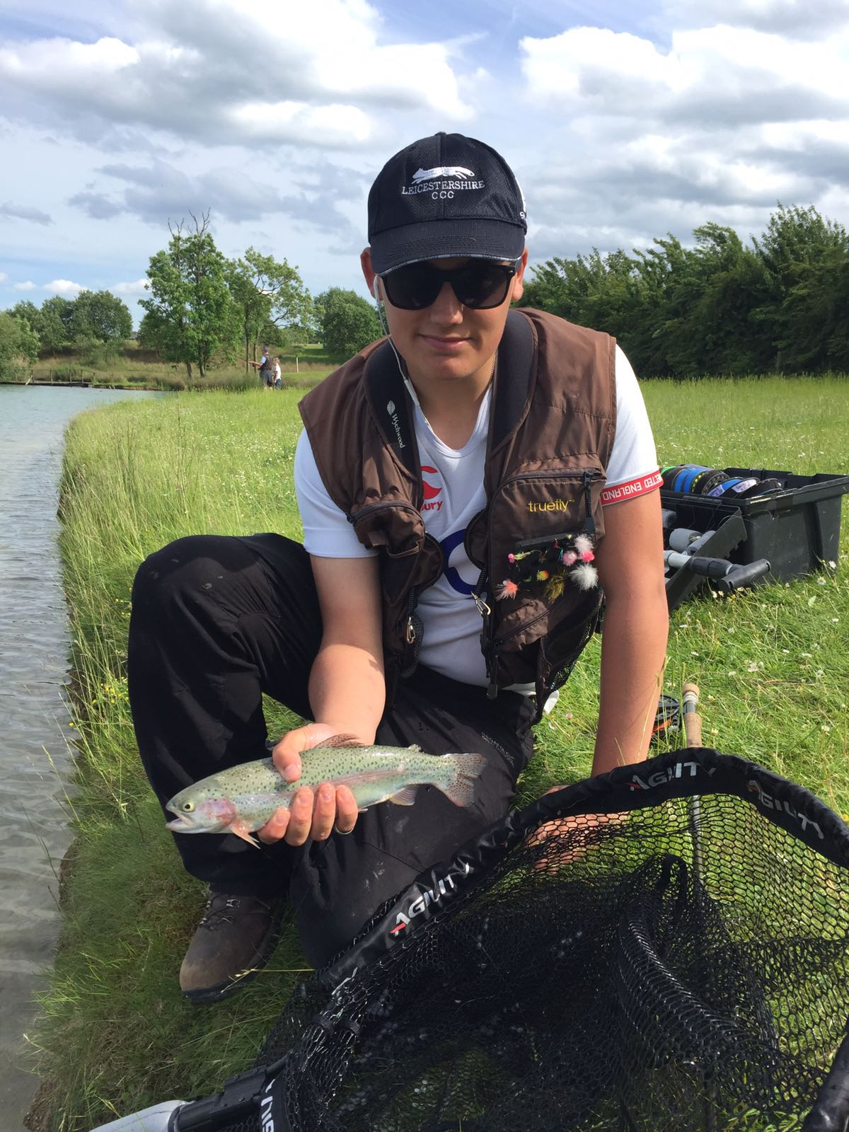 Louis Massarella Fishing