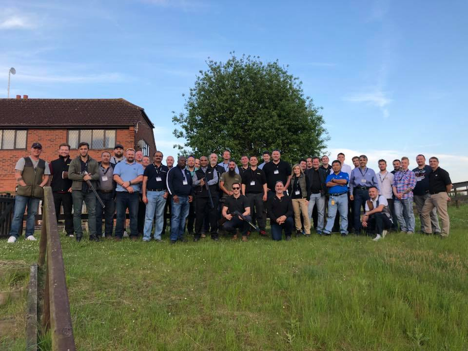Caterpillar UK group