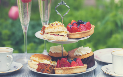Afternoon Tea Day – Wednesday 15 August